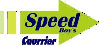 Speed Boy's Courier Express