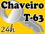 Chaveiro T-63 24 Horas