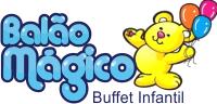 Bal�o M�gico Buffet Infantil