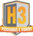 H3 Persianas e Vidros
