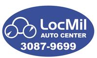 LocMil Auto Center - Tudo em um Só Lugar - 10 anos de mercado