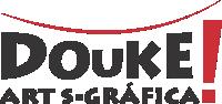 Douke Art's & Gráfica - Loja Santos