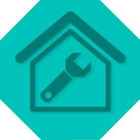 Gen servi para casa green octogono
