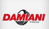 Logo de Damiani Pneus em Estreito