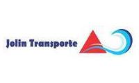 Logo Jolin Transportes em Pavuna