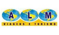 Logo ALM Viagens e Turismo em Padre Eustáquio