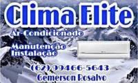 Logo de Clima Elite Ar Condicionado