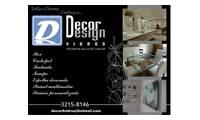 Logo de Decor Design Vidros em Plano Diretor Norte