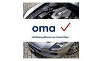 Logo de Oma- Oficina Multimarcas Automotiva em São Cristóvão