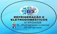 Logo de DF Refrigeração