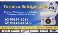 Logo de Térmico Refrigeração Limpeza, Conserto, Instalação e Manutenção de Ar-Condicionado