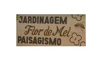 Logo de Jardinagem Flor de Mel Paisagismo em Marechal Rondon