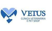 Logo de Vetus Clínica Veterinária em Jardim América