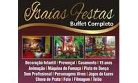 Logo de Isaías Festas Buffet Completo em Vila Oito de Maio