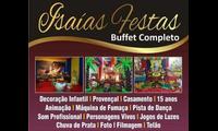 Isaías Festas Buffet Completo