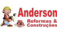 Logo de Anderson Reformas E Construções em Campinho