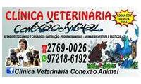 Logo de Clínica Veterinária Conexão Animal em Vila Mariana