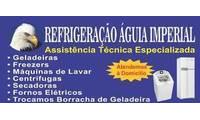 Logo de Refrigeração Águia imperial