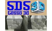 Logo de Sds Gesso 3d em Campo de Santana
