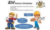Logo de rm forros e divisorias