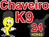 Chaveiro K9 24horas