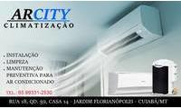 Logo de ArCity - Climatização em Jardim Florianópolis