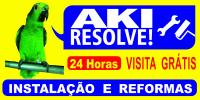 Aki Resolve-Instalações Gerais