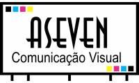 Logo de Aseven Comunicação Visual