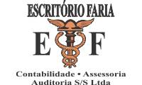 Logo de Escritório Faria Contabilidade S/S Ltda