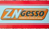 Logo de Zn Gesso em Igapó