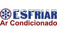 Logo de Esfriar | Ar-Condicionado em Duque de Caxias