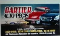 Logo de Auto Peças Cartier em Anchieta