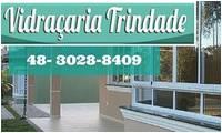 Logo de Vidraçaria Trindade em Trindade