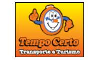 Logo de Tempo Certo Turismo em Pirajá