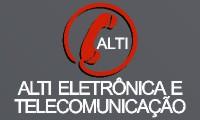 Logo de Altieletrônica Telecomunicações em Cascadura