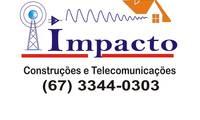 Logo de Impacto Construções em Jardim Noroeste