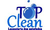 logo da empresa Top Clean - A Lavanderia dos Estofados