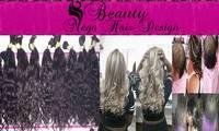 Logo de Beauty Mega Hair Design em Centro