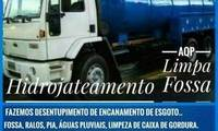 Fotos de AQP Cuiabá Limpa Fossa e Desentupidora 24 horas - Cuiabá MT em Tijucal