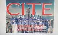 Logo de CITE Incorporadora e Construtora em Jardim América