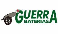 Logo de Guerra Baterias.
