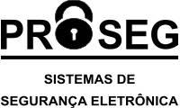 logo da empresa Proseg - Sistemas de Segurança Eletrônica