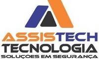 Logo de Assistech Tecnologia Automação e Segurança Eletrônica em Alto José do Pinho