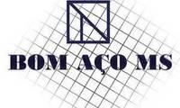 Logo de Bom Aço MS em Monte Castelo
