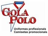 Gola Polo uniformes profissionais