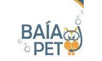 Logo de Baía Pet em Barra