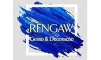 Logo de Rengaw Gesso Decorações em Jardim Satélite