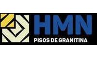 Logo de HMN Pisos de Granitina em Setor Pedro Ludovico