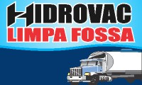 Logo Hidrovac Limpa Fossa em Lago Azul