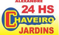 Logo Chaveiro Jardins 24 Hs